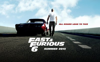 Fast & Furious 6 2013 movie